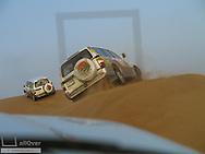 Desert safari with 4-wheel-drive, 4 x 4, United Arab Emirates, Dubai