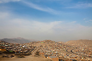A view of the city on Tuesday, Apr. 14, 2009 in Ventanilla, Peru.