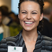 Christina Pedro. Class of 2013 dinner.