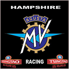 Tsingtao Hampshire MV Agusta Racing - Cartagena Test 2016
