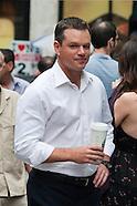 Adjustment Bureau / Matt Damon and Emily Blunt