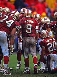 Steve Young, 1996