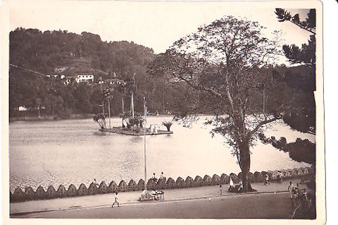 The Lake &ndash; Kandy<br />