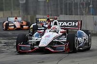 Ryan Briscoe, Cheverolet Detroit Belle Isle Grand Prix, Belle Isle, Detroit, MI 06/03/12