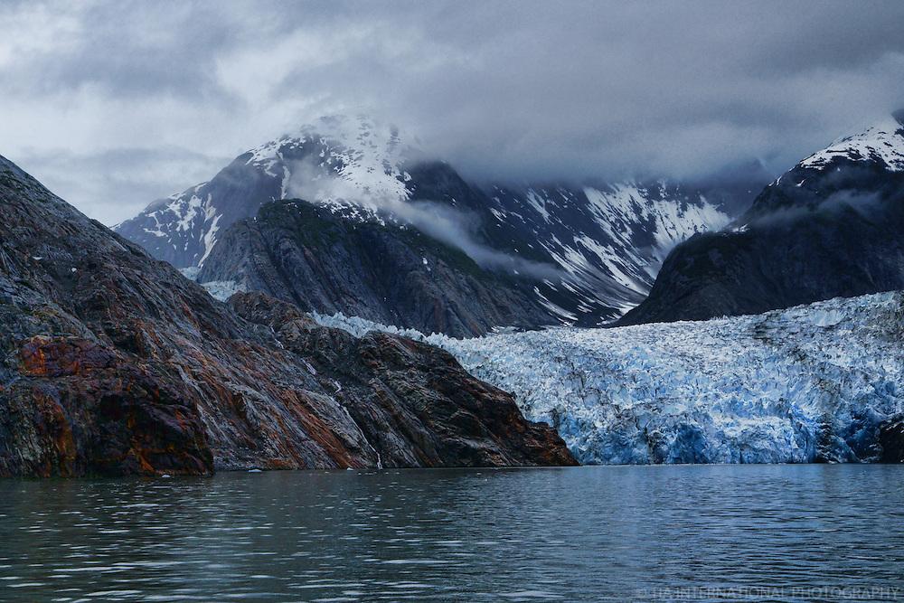 North Sawyer Glacier, Tracy Arm Fjord