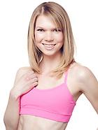 Fitness Portrait Photography - Tanya