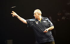 DEC 20 2014  World Darts Championship Alexandra Palace London