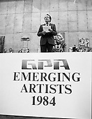 1984 - GPA Awards For Emerging Artists
