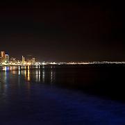 April 2009 Durban Night Life. Moyo at Ushaka Pier.