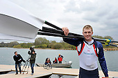 20120404 GBRowing. FISA WC Team
