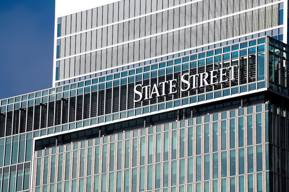 The Headquarters of State Street in London