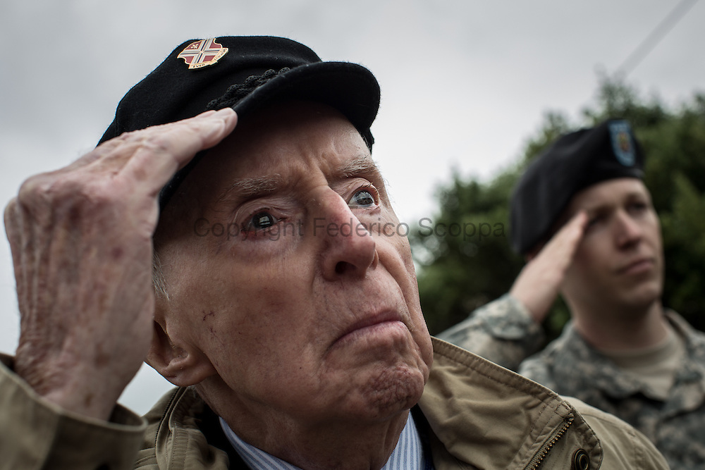 D-Day veteran, Donald McCarthy, 90 y/o, 29th division, 116th infantry regiment, first wave, Easy Green, Omaha Beach.