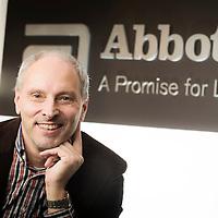 Wavre, Belgium 18 November 2014<br /> Portrait of Patrick Borghgraef - Value Expansion Representative, Abbott.<br /> Photo: Ezequiel Scagnetti<br /> <br /> Full screen slide-show: http://www.ezequiel-scagnetti.com/#!/index/G00002QVDt8NPgl8/I0000hbIOiikeIf8