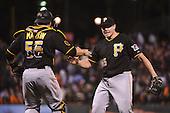20140729 - Pittsburgh Pirates @ San Francisco Giants