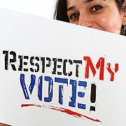 Hip Hop Caucus/Respect My Vote 2010 Print Campaign