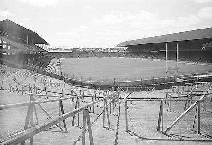 Views of Croke Park..20.07.1974  20th July 1974