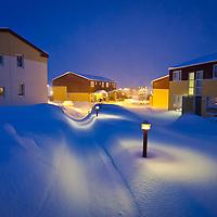 Bifrost winter scenes