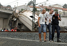 JULY 24 2013 Spain Train Accident