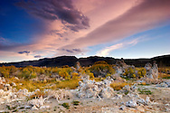 Sierra Wave over South Tufa Reserve, Mono Lake, California