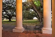 USA,Louisiana,St. James Parish, Vacherie, Oak Alley Plantation