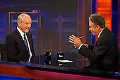 9/26/2011 - The Daily Show with Jon Stewart Republican Presidential Candidate Ron Paul