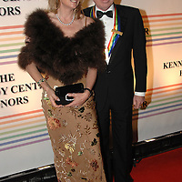 Andrew Lloyd Webber and wife<br />