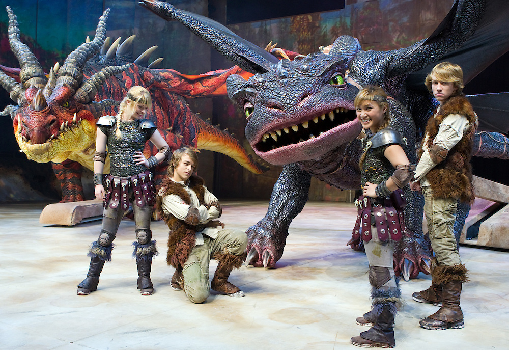 how to train your dragon arena spectacular uk dates