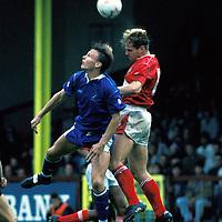 Swindon Town v Millwall 30.9.1990