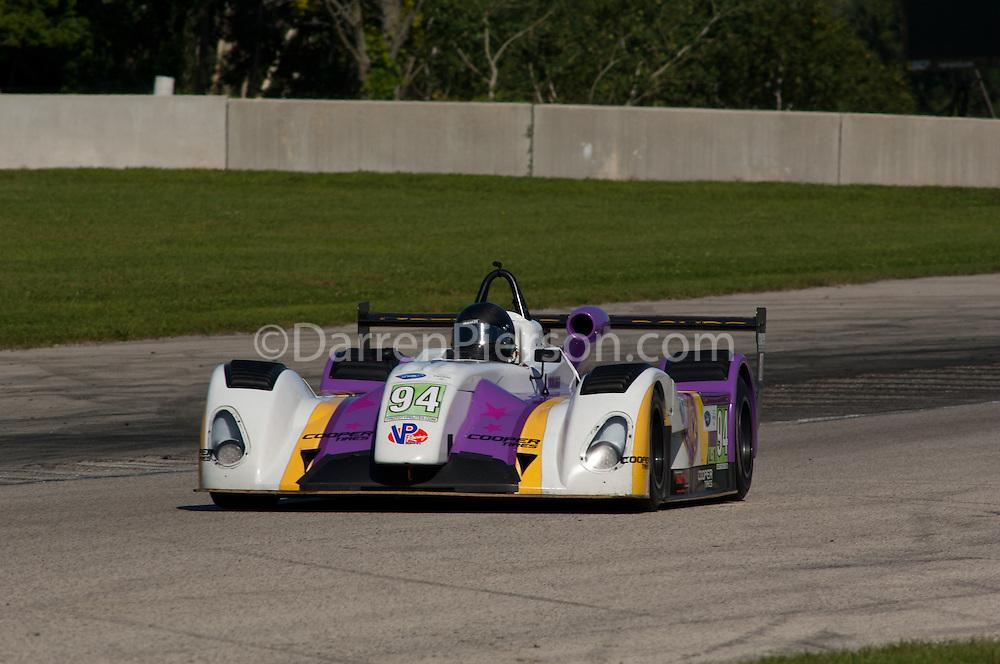 #94 Leslie Racing Services, LLC Prototype Lite: Darryl Shoff