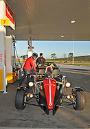 Ariel Atom service station fill up.Octane Events & Supercar Club Broadford Track Day.State Motorcycle Sports Complex.Broadford, Victoria .22nd of October 2009.(C) Joel Strickland Photographics.Use information: This image is intended for Editorial use only (e.g. news or commentary, print or electronic). Any commercial or promotional use requires additional clearance.