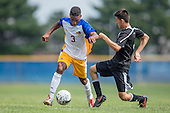 Rowan College at Gloucester County Men's Soccer vs. Community College of Morris - 29 August 2015
