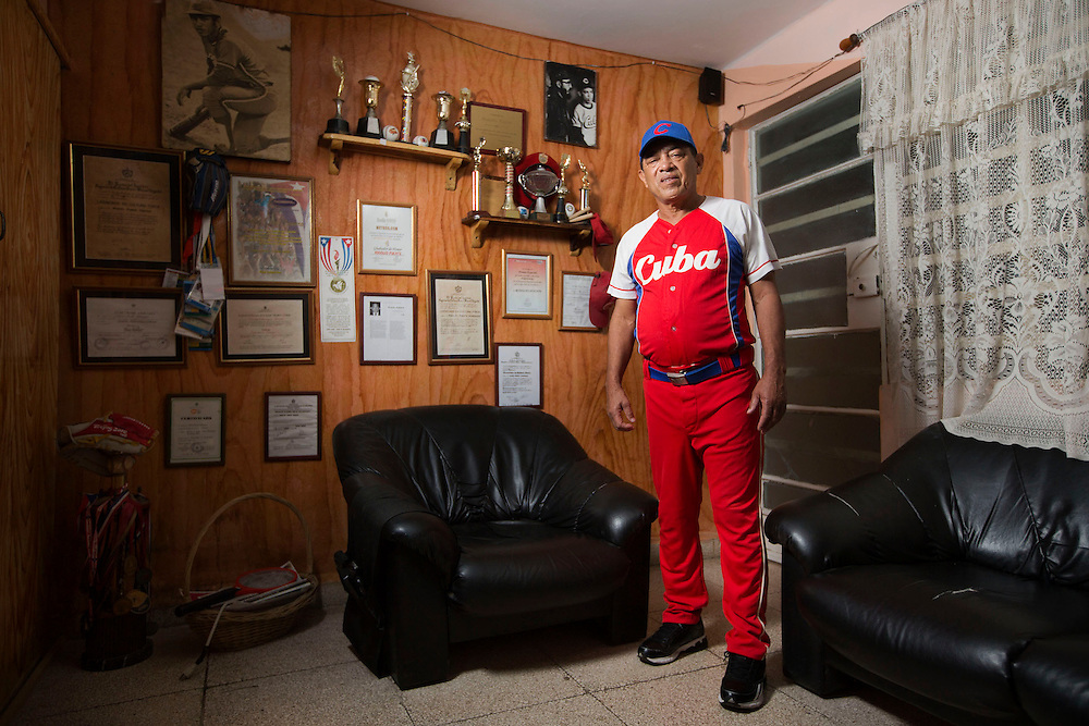 The Legends of Cuban Baseball