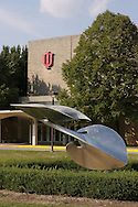 Interior and exterior photos for Indiana University-Kokomo marketing materials. Higher Education photography Photo by Michael Hickey