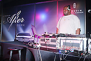 "Biz Markie spinning at "" Lincoln After Dark "" sponsored by Lincoln Motors and hosted by Idris Elba and Steve Harvey and music by Biz Markie during the 2009 Essence Music Festival and held at The Contemporary Arts Center in New Orleans on July 4, 2009"