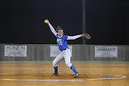Lafayette High vs. Bruce in softball action at LHS in Oxford, Miss. on Thursday, March 4, 2010.