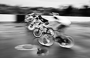 Images were taken during the 2014 Australasian Hardcourt Bike Polo Championships , held from March 28-30th at TEMPE Recreational Reserve, Holbeach Road Tempe.<br /> <br /> Hardcourt bike polo is based on the hundred year old sport of grass bike polo and was reinvented in the early 1990&rsquo;s for a modern urban setting. The sport has been active in Australia and New Zealand since 2006 and is now established in over 300 cities across America, Europe, South America and Asia and is still growing. <br /> <br /> The Australasian Championships is the largest and most significant hardcourt bike polo tournament in our region, attracting the best players from around Australia, New Zealand, and guests from Southeast Asia, Japan, USA and Europe. This was the sixth time the Australasian Hardcourt Bike Polo Championships has been held and the first time Sydney hosted it.<br /> <br /> The annual event aims to encourage more people to ride their bikes, promote open sports participation to all ages and demographics, to demonstrate alternative social based sports, to showcase the growth of hardcourt bike polo year-on-year and to provide a platform and a qualification process for the World Hardcourt Bike Polo Championships.