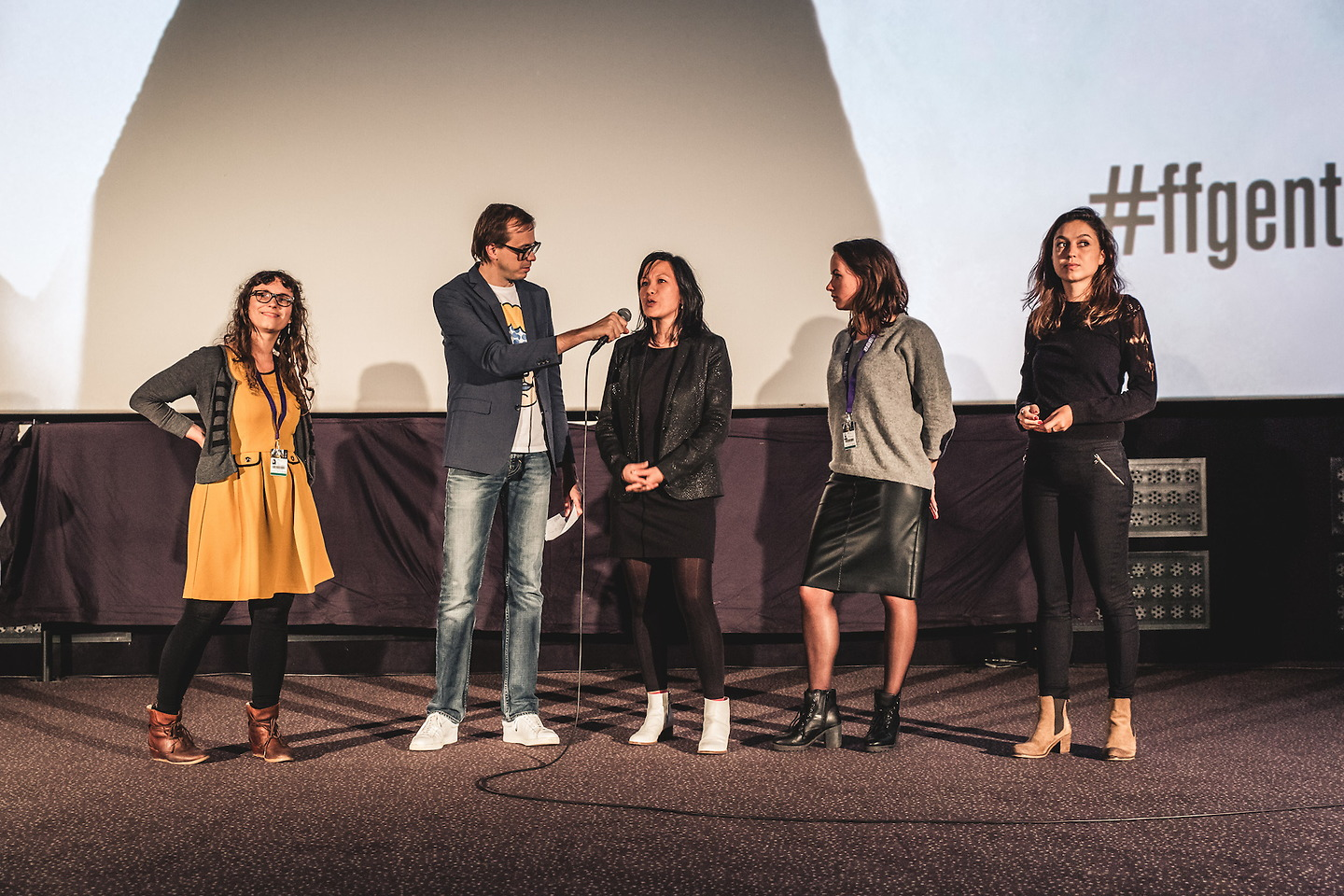 Film Fest Gent - Competition for European Shorts