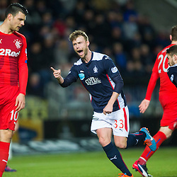 Falkirk 1 v 1 Rangers, Scottish Championship 27/2/2014