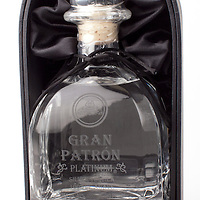 Gran Patron Platinum Silver Tequila -- Image originally appeared in the Tequila Matchmaker: http://tequilamatchmaker.com