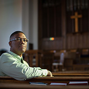 Rev. Anthony Bailey sits on the Ottawa Mayor's advisory council on refugees. His congregation at Parkdale United Church in Centertown is just one of many in the city that is raising money to help sponsor a Syrian refugee family.