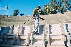 Leon Bridges at The Greek Theater - Berkeley, CA - 9/23/16