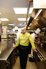 Cannes 2009: Christian Sinicropi, chef at the Martinez