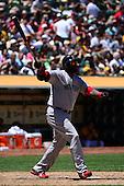 20120704 - Boston Red Sox @ Oakland Athletics