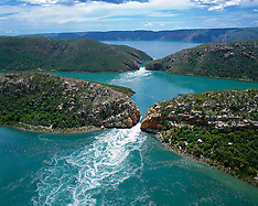 Horizontal Waterfalls, Talbot Bay