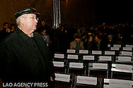 Serge Klarsfeld, écrivain historien et avocat de la cause des déportés en France