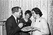 1966 - BIM Recipe Award Dinner at the Russell Hotel
