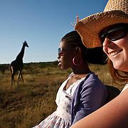 April 2009 Hluhluwe, Thanda Private Game Reserve. KwaZulu Natal, South Africa