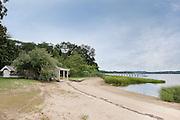 The Centre Island, Long Island home of Rupert Murdoch and Wendy Murdoch.