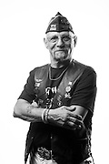 Thomas J. Rabb<br /> Army<br /> Spec. (E-4)<br /> Mind Sweep<br /> 1967-1970<br /> Vietnam<br /> <br /> Veterans Portrait Project<br /> Louisville, KY<br /> VFW Convention <br /> (Photos by Stacy L. Pearsall)