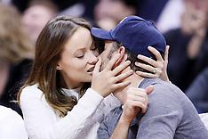 FEB 18 2014 Olivia Wilde and Jason Sudeikis